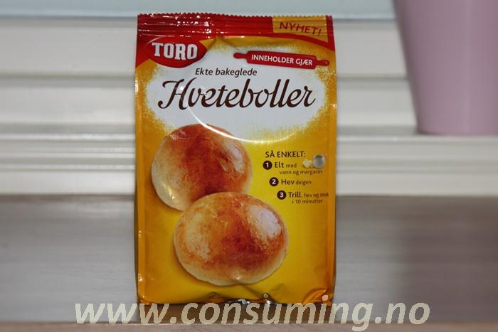 Hveteboller fra Toro pose