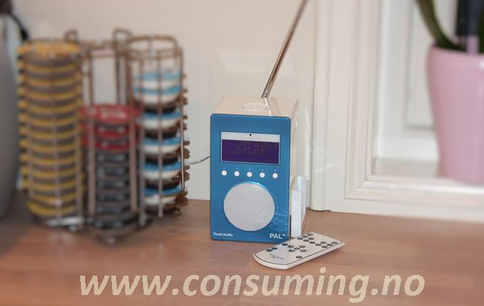 Radio på plass