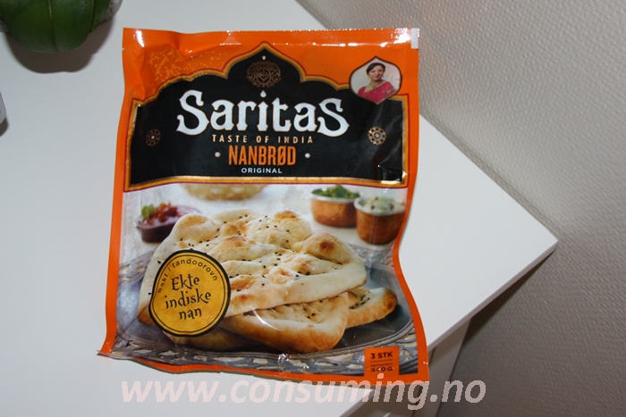 Saritas Nanbrød original