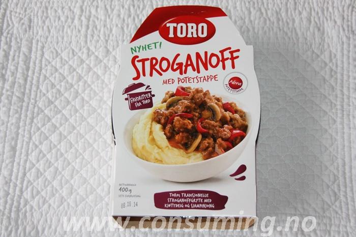 Biff stroganoff