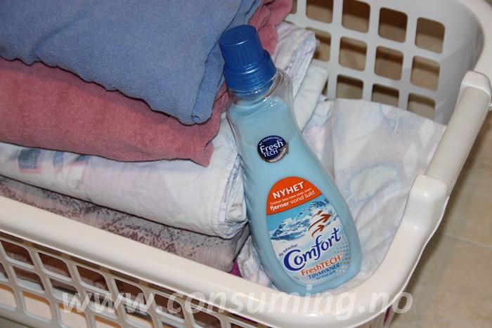 Comfort blå fresh tec