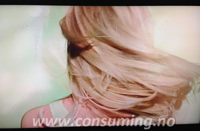 Define shampo på TV