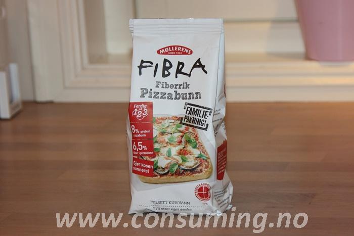 Fibra pizzabunn