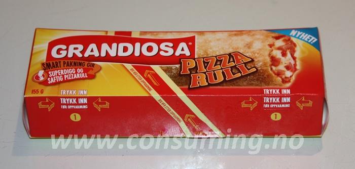 Grandiosa pizzarull