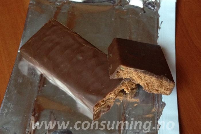 Allevo Milk Chocolate i biter
