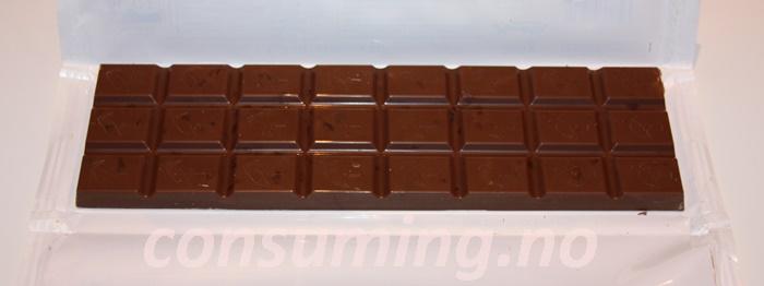 Jappsjokolade åpnet