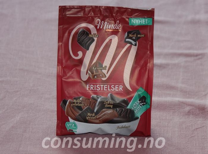 forskjellige sjokolader sorter
