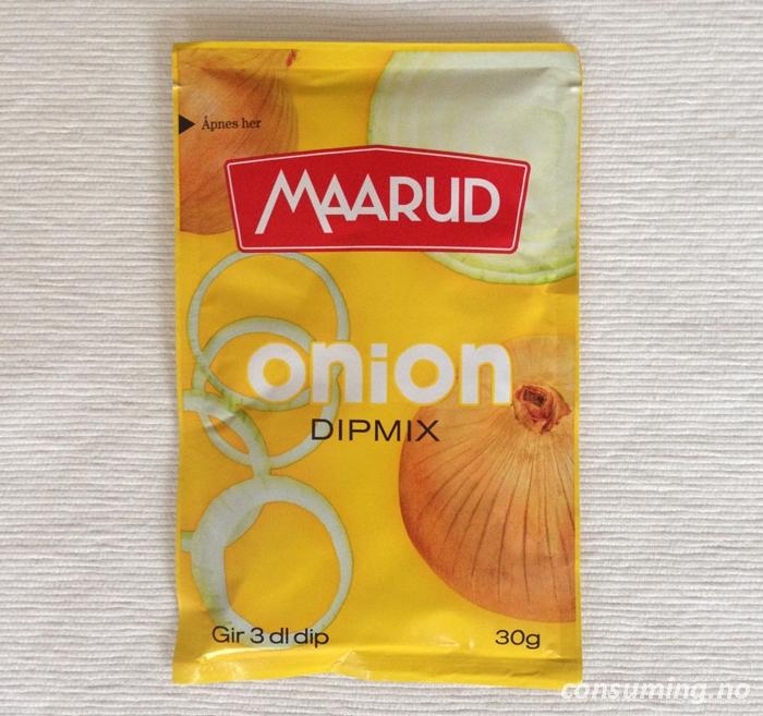 Onion dip pose