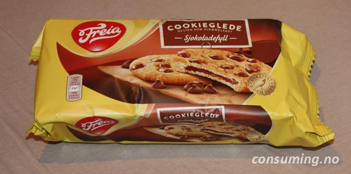 Cookieglede fra Freia