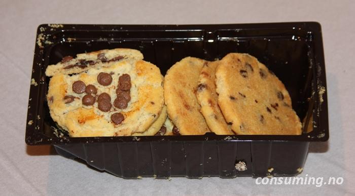 Cookieglede synet i pakka