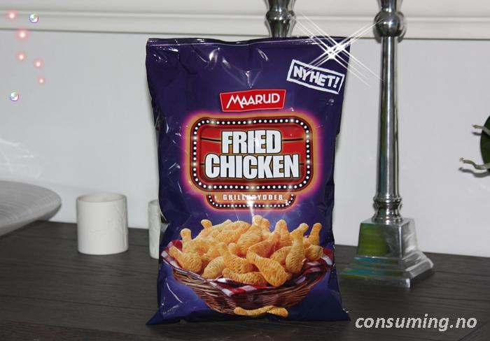 Fried chicken fra Maarud