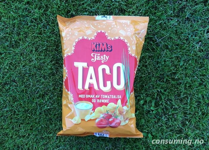 Kims Taco vi kjøpte