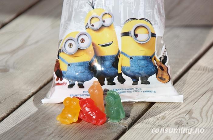 Minions candy figurer