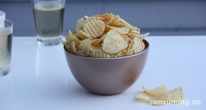 Smørstekte kantareller fra Maarud i skål