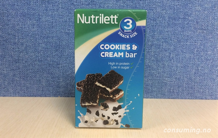 Nutrilett Cookies cream