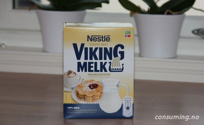 Viking Melk pulver boks