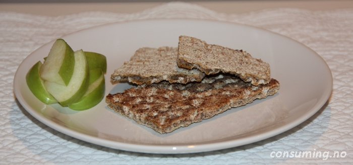 Ryvita Apple & Cinnamon på fat