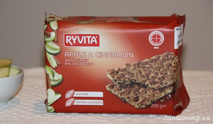Ryvita Apple & Cinnamon