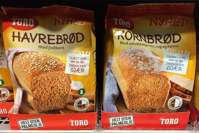 Torobrød