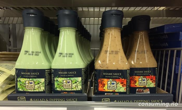 Blue Dragon Wasabi Sauce