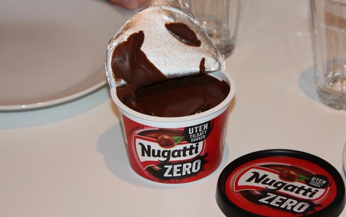 Nugatti Zero åpnet