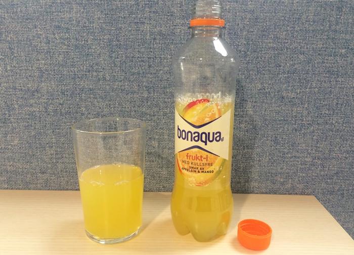 Bonaqua Frukt-i åpnet