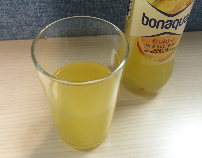 Bonaqua Frukt-i glass
