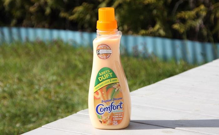 Comfort flaske