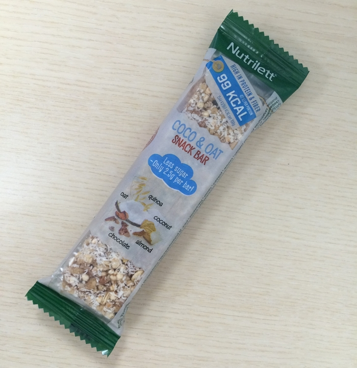 Coco & Oat snack bar
