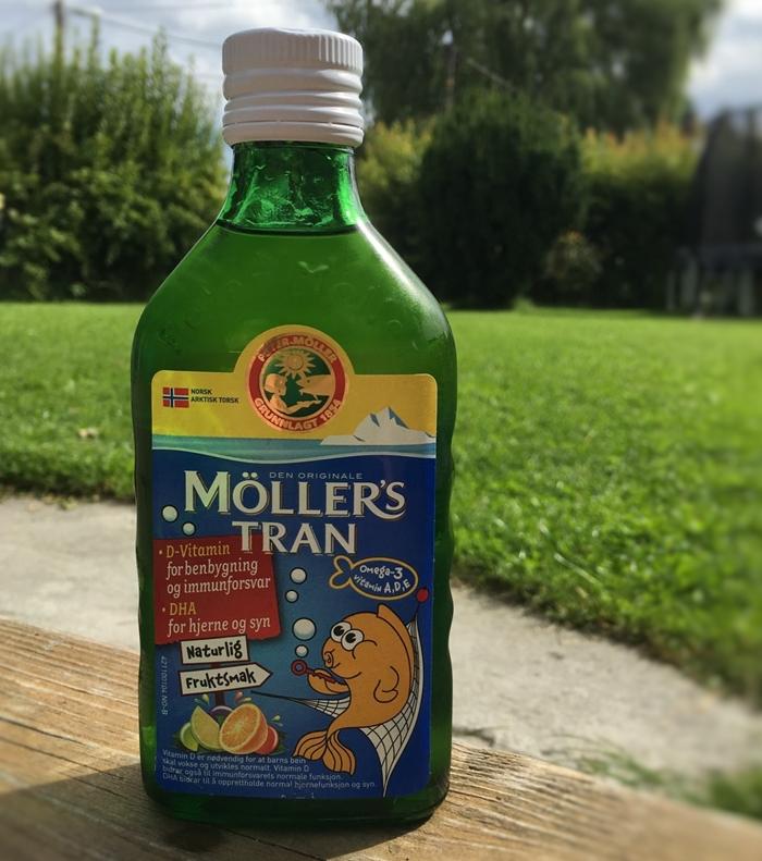 Tranflasken med smak