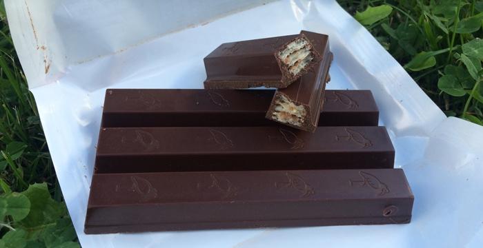 kvikk lunsj mørk sjokolade